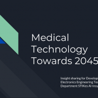 Medical Technology toward 2045
