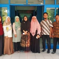 Visit to Aptemi, Poltekkes Surabaya, and Biomedical Engineering ITS